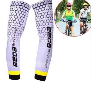 Uomo Ciclismo Ciclismo UV Protezione solare Coprigambe Manicotto protettivo per bici Sport Bike Manicotti Scaldacollo Bicicleta Ciclismo