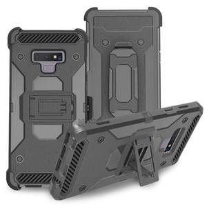 pour Samsung A21 A01 a11 a20 / A30 / A50 A10E Heavy Duty armure robuste clip Defender