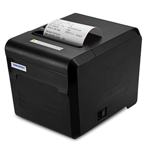 GOOJPRT 열 수신 프린터, USB 직렬 포트 80mm 휴대용 기계, 안드로이드 iOS 인쇄 기계 POS 티켓 프린터
