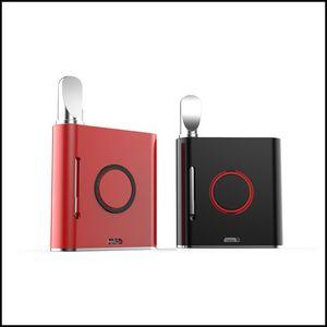 두꺼운 기름 카트리지 코모도 C5에 대한 기존 VMOD II Vape 펜 900mAh 기화기 배터리 Vapmod 예열 및 가변 전압 상자 모 업데이트