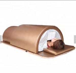 Nova chegada !!! alta Qualit 2018 Hot Sale Spa Capsule Far Infrared Sauna Dome