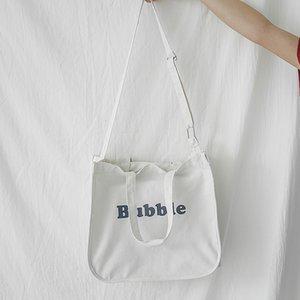 Raged Sheep Large Reutilizable Grocery Women Tote Bag Canvas Letter Hasp Bolso reciclable de la manera Simple diseño Healthy Tote Hand