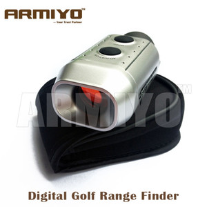 Armiyo 7x18 462 ft 1000 yds Digital Golf Range Finder Golfscope Telemetro Yards Misura Distanza Caccia Scope Binocolo