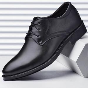 Erkekler elbise ayakkabı deri erkekler düğün ayakkabı zarif uomo ayakkabı erkekler klasik chaussure homme casquette homme marque luxe sapato sosyal masculino