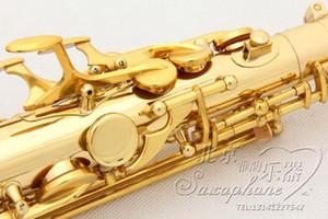 Or professionnel Laque Alto Eb Saxophone SUZUKI A901 E Flat Sax Marque Qualité Instruments de musique pour les débutants Livraison gratuite