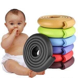 2M Kinderschutztisch-Schutz-Streifen-Baby-Sicherheitsprodukt-Glasrand-Möbel-Horror-Unfall-Stangen-Ecken-Schaum-Stoßdämpfer