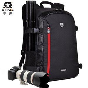 Estuche para cámara DSLR Bag Backpack para cámaras digitales