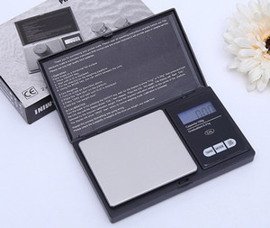 Mini Pocket Digital Scale 0.01 x 200g Silver Coin Gold Jewelry Weigh Balance LCD Electronic Digital Jewelry Scale Balance LLFA