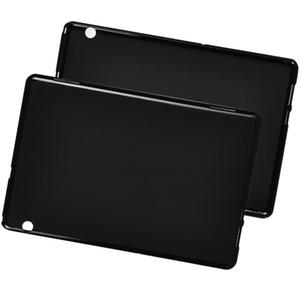 Macio TPU tampa traseira Ultrafino Case for Huawei MediaPad T5 10 AGS2-W09 AGS2-L09 AGS2-L03 AGS2-W19 10,1 polegadas Tablet + Stylus Pen
