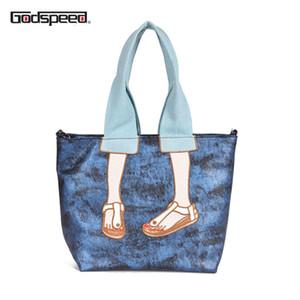 2018 nuovo design Pu moda tote bag grande capacità hangbag per le donne