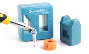 Freeshipping Schraubenzieher-Magnetisierer-Entmagnetisierungs-Stückchen-Magnetiseur Rring für elektrische manuelle Schraube DriverTips magnetisches Werkzeug