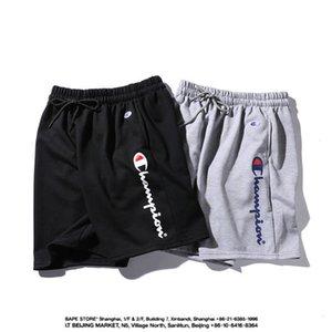 Tasarımcı Erkek Şort Yaz Tarzı Marka Şort Desen Baskılı Mens Casual Katı Kısa Pantolon Moda Marka Spor Kısa Pantolon Joggers