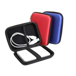 الأكثر شعبية الجديدة 5 بوصة كابل القرص الصلب الحقيبة المحمولة السلطة حقيبة حمل حقيبة غطاء يحمي 6378
