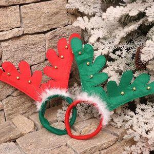 Weihnachtsfeier Ornament Stirnband Liefert Niedliche Geweih Haarspange Festival Party Dekoration Weihnachten Kinder Geschenke Spielzeug