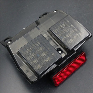 Motorrad Rauch LED Heckbremse Blinker Licht für Ducati 748/916/996/998 1994-2003