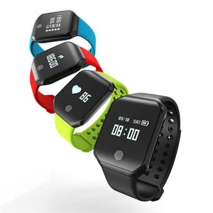 Smart Watch Z6 Pulsera Inteligente Impermeable Podómetro Banda de Los Hombres ritmo cardíaco Monitor de Presión Arterial Deporte Sleep Tracker Reloj para xiomi Lenovo