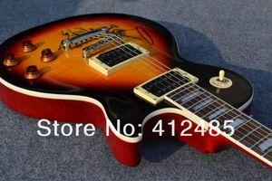 Frete grátis Slash Signature sunburst Guitarra Elétrica Em estoque
