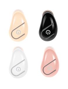 S750 بلوتوث سماعة لاسلكية سماعة في الأذن البسيطة مونو سماعات واحدة خفية سماعة أذن الأعمال الخفية جديد حار بيع