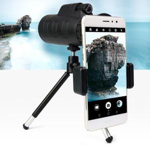 40 * 60 télescope mobile infrarouge monoculaire sans fil numérique vision nocturne HD haute grossissement chasse extérieure 12 fois FMC film vert EMS