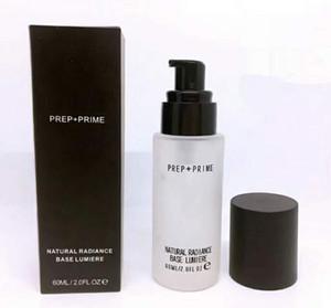 PREP+PRIME NATURAL RADIANCE Prep Prime Base Lumiere 60ml Long lasting Natural Makeup primer DHL free shipping from jaguartee