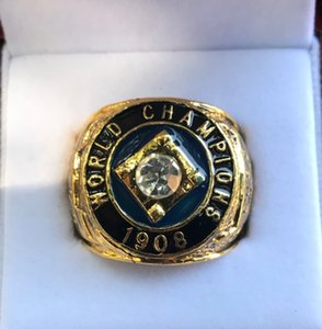 Drop Shipping 1908 Welpen World Series Championship Ring
