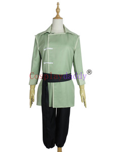 Аватар Легенда о Korra Болин косплей костюм ручной работы