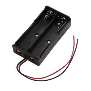 Двойной слот 18650 Батарея для хранения кейс 2 * 18650 Батарея Держатель DIY Power Bank Корпус коробки с проволочным выводом