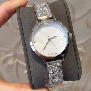2019 marca swan novo design lady feminino de aço de quartzo pulseira cadeia rose mulheres relógio dress watch com diamante japão motion life à prova d 'água