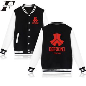 2018 Defqon 1 moda jaqueta de beisebol jaqueta bomber homens mulheres hit hop buon streetwear inverno jaqueta casaco básico casacos 4xl