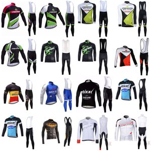 2020 NW MERIDA Pro Team Велоспорт одежда с длинным рукавом осень мужчины Велоспорт Джерси MTB велосипед Ropa Ciclismo нагрудник длинные брюки спортивная одежда C626-127