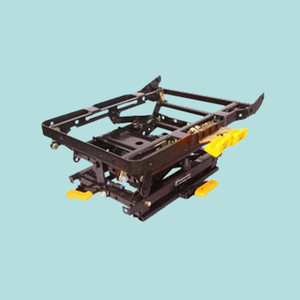 Air Suspension Shock Absorber + fore   aft Adjustment+ Height adjustment for Driver Seat on Truck, Construction Machinery, Vehicle, Car
