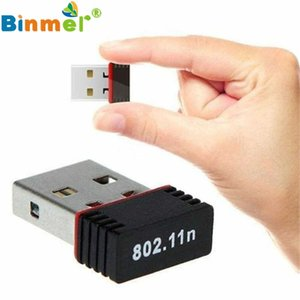 Levert Good Sell Wireless 150Mbps USB WiFi Adapter 802.11n 150M Network Lan Card May11