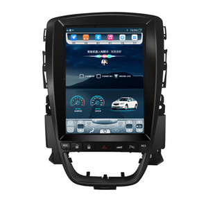 Quad Core Android 9.7 inch Vertical Tesla Screen Car PC Multimedia GPS radio stereo audio 4G for Opel Astra J