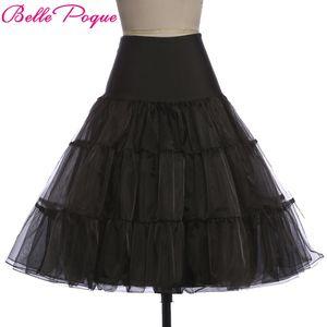 Tutu Saia Silps balanço Rockabilly Petticoat Underskirt pettiskirt Crinolina fofo para o Casamento De Noiva Retro Vintage Mulheres Vestido D1891705