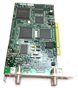 Industrial equipment board NI IMAQ PCI-1405 185816G-02