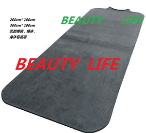 새로운 도착 라텍스 수면 침대 가방 페티쉬 속박 물건 많은 크기 선택 몸 가방
