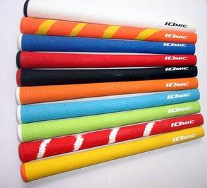 Kauçuk kavrama paket başına bir golf sopası demir odun 10 ücretsiz IOMIC gönderilen