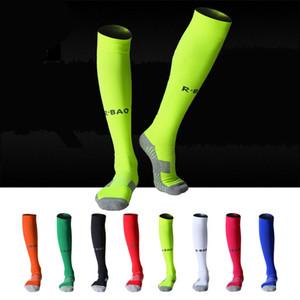 Fußball-Strümpfe Fußball-Socken Knöchelunterstützung Druckfussball-Sport-Socken Athletic Socks