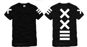 2018 Yeni moda PYREX VISION 23 tshirt XXIII baskılı T-Shirt HBA tişört moda t shirt ERKEKLER / KADıNLAR pamuk T-Shirt
