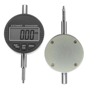 "Nuevo indicador digital de alta calidad de 0-12.7mm / 0.5 ""x0.01mm, indicador de dial digital"