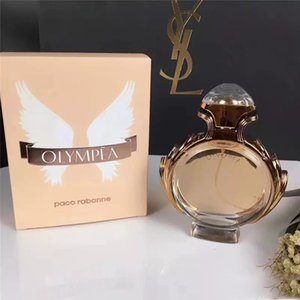 العلامة التجارية الشهيرة الأعلى كوقليتي رابان عطر Olympea أكوا إلهة مكثفة سيدة عطر EDP 80ML وقت طويل عطر المرأة العطر