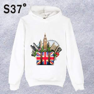 S37 2018 New Sweatshirt Men Women Fashion Hoodie Casual Unisex Sweatshirts 3D Lover Hood #412