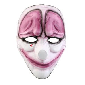 Atacado Cosplay Do Dia Das Bruxas Engraçado Para O Lobo Máscara Rosto Vermelho Prop Mask Flags Doom Game Dia Da Colheita Horror Resina Máscaras venda Quente