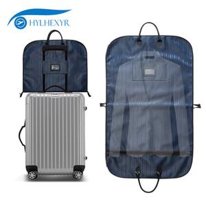 Hylhexyr ماء أكسفورد سفر واق الأعمال الملابس الناقل حقيبة الطالبات الرجال البدلة معطف حقائب الأمتعة حقيبة يد