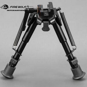 6-9 인치 양각대 높은 충격 방지 회전 기울이기 양방향 조절 장치 포드 - 로커 피벗 모델 양방향 - 포드 사냥 스탠드