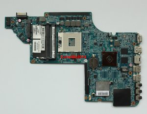 per HP Pavilion DV6 Serie DV6-6000 665346-001 Testata scheda madre HM65 HD6490 / 1G Testato