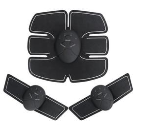 Corps sans fil de stimulation de muscle EMS Stimulation amincissant la machine de beauté appareil de musculation abdominal dispositif de formation corps massager