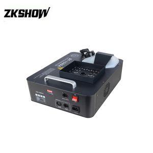80% Off 1500W LED Smoke Fog Machine 24PCS RGB DMX DJ Disco Party Wedding Stage Effect Projector 2320V 2.5L Capacity Free Shipping