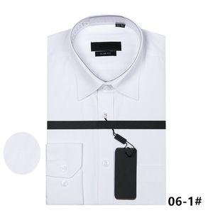 Chemise homme Marque Vêtements Slim Fit Chemise à manches longues pour hommes Coton Casual Men Shirt Hommes Plus Size M-4XL camisa social