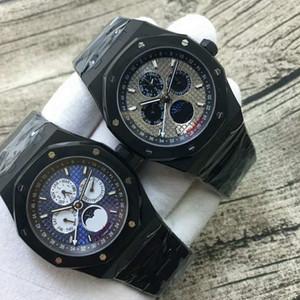 orologio royal oak qualità automatica watch.3A uomini High-end, 26579ce.oo. vigilanza di sport meccanici di 1225ce.01.Sapphire mirror.Men